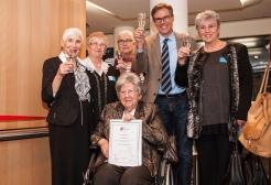 German winners of the online competition My e-Participation story: Gemeinschaft der Seniorinnen und Senioren am Hansa-Ufer 5
